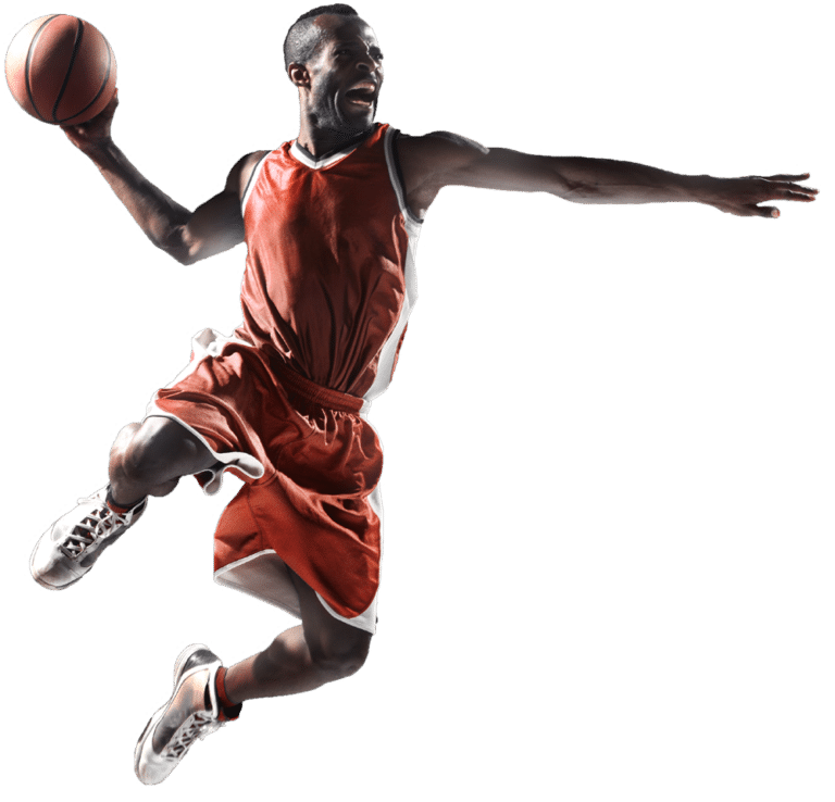 Speed Mechanics helps basketball players move faster and jump higher